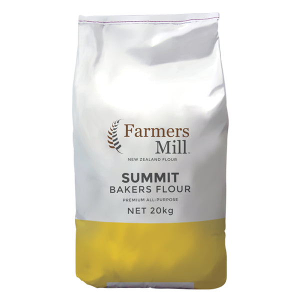 Farmers Mill Premium Plain Flour from New Zealand 20kg