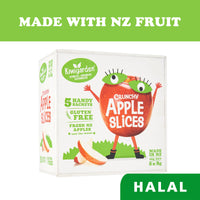 Kiwigarden Freeze Dried Baby Snacks Apple Slices