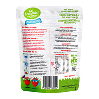 Kiwigarden Freeze Dried Baby Snacks Apple and Strawberry Slices