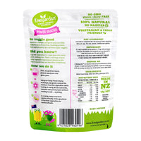 Kiwigarden Freeze Dried Baby Snacks Green Peas and Sweetcorn
