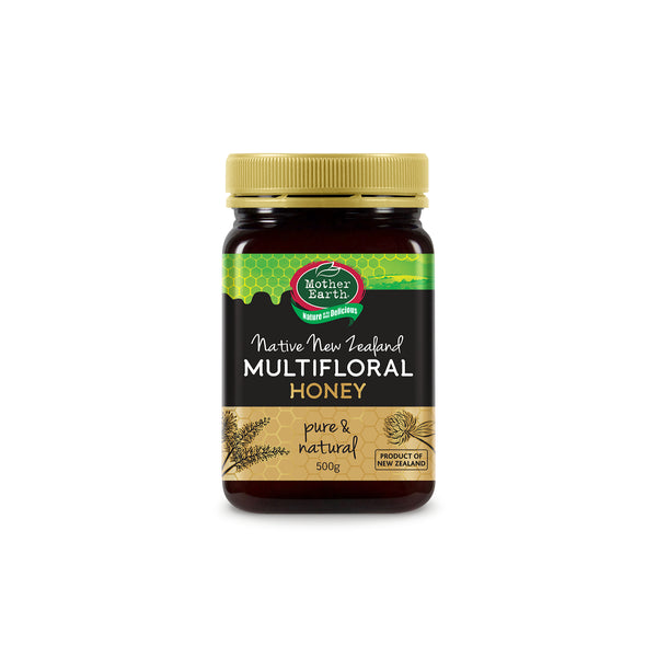 Mother Earth Multifloral Honey