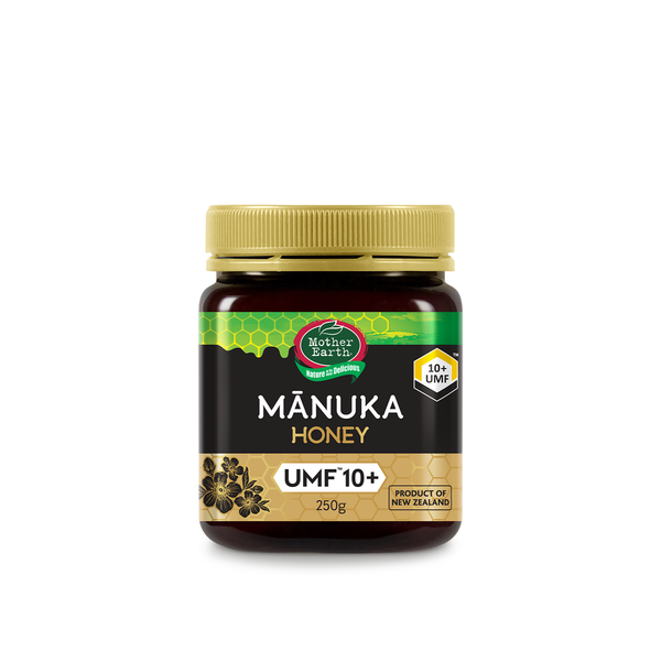 Mother Earth Manuka Honey UMF 10+