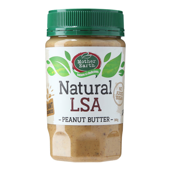 Mother Earth Peanut Butter LSA Blend
