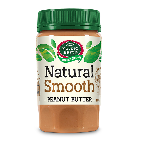 Mother Earth Peanut Butter Smooth