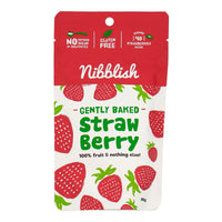 Nibblish Gently Baked Strawberry