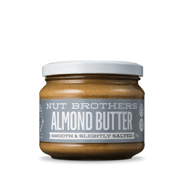 Nut Brothers Almond Butter Smooth