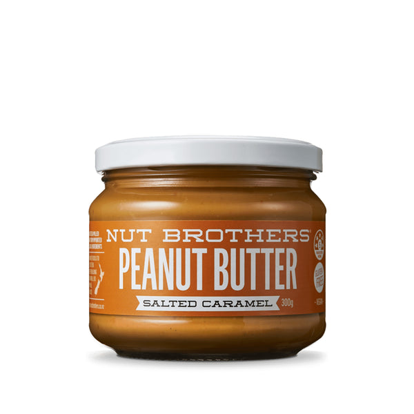Nut Brothers Salted Caramel Peanut Butter