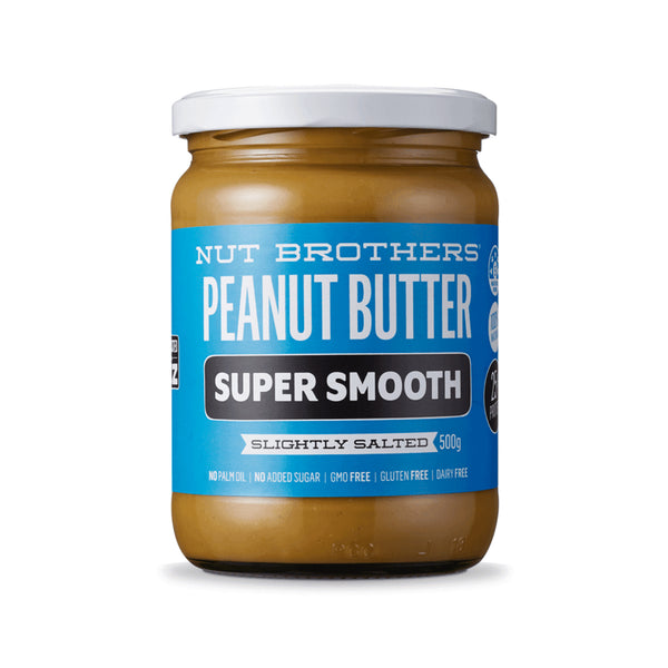 Nut Brothers Super Smooth Peanut Butter