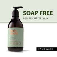 [Bundle of 2] Only Good Natural Paraben Free Hand Wash Refresh