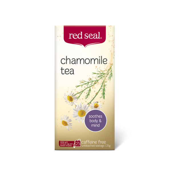 Red Seal Chamomile Tea 25's