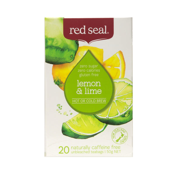 Red Seal Lemon and Lime Tea 20's