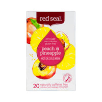 Red Seal Peach and Pineapple Tea 20's