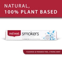 Red Seal Toothpaste Strong Mint Smokers