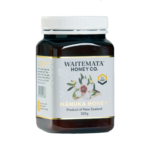 Waitemata Honey Manuka Honey UMF 5+