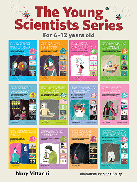 The Young Scientists Series (12 Volumes)