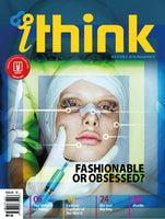 iThink Magazine - 2017 Assorted Issues, 3 single Issues (for 15 y/o+)