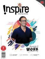 Inspire Magazine 2021 Edition - 3 single issues