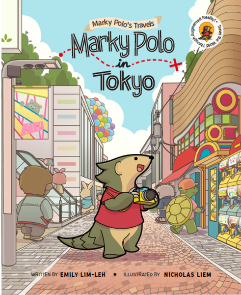 Marky Polo in Tokyo
