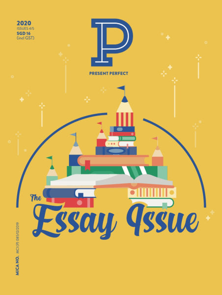 Essay Issue - Present Perfect and Broader Perspective - Assorted Past Issues - 3 x double Issues