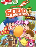 Science Adventure Series -  Connect & Digest  (Stem)