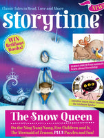 Storytime Magazines: 6 issues - 2017 (for 6+ y/o)