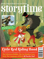 Storytime Magazines: 6 issues - 2018 (for 6+ y/o)