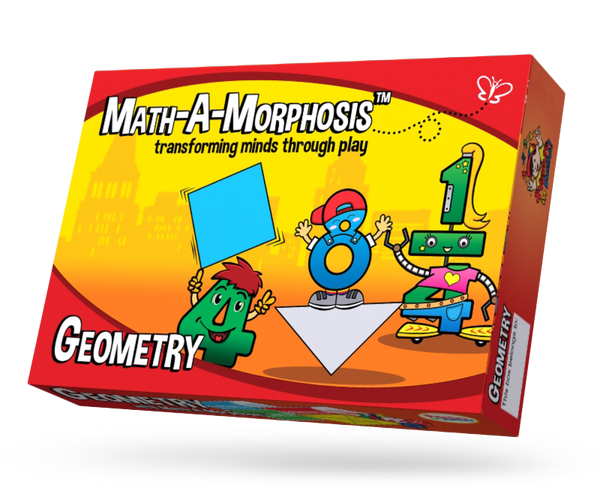 Math-A-Morphosis : Geometry Game Set