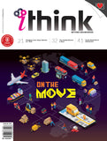 iThink Magazine 2020: 3 single issues + 1 double issue (for 15+ y/o)