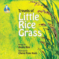 Travels of Little Teas Leave & Little Rice Grass