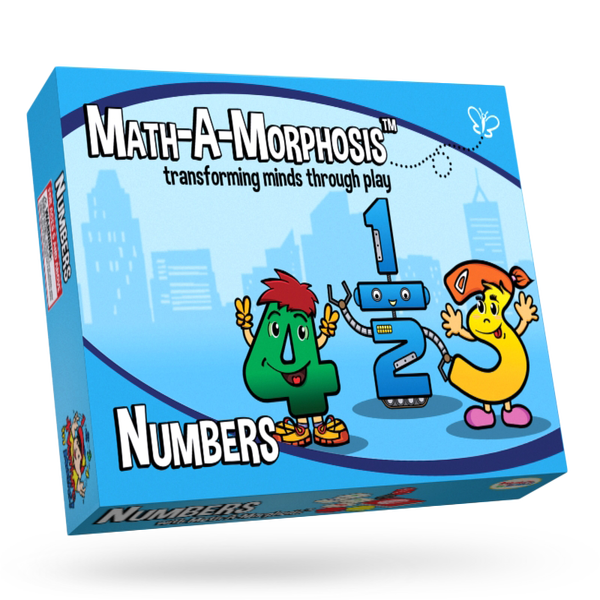 Math-A-Morphosis : Numbers Game Set