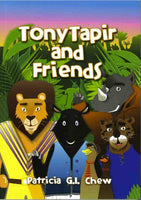 Tony Tapir & Friends + Quest for the Pearl