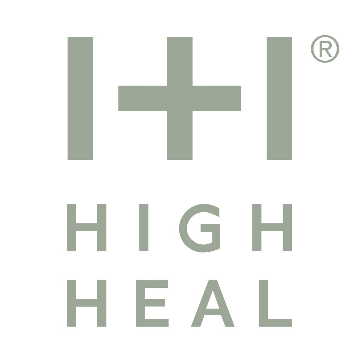 HIGH HEAL®. Energize your better life. 100% Natur. Complete Solutions.