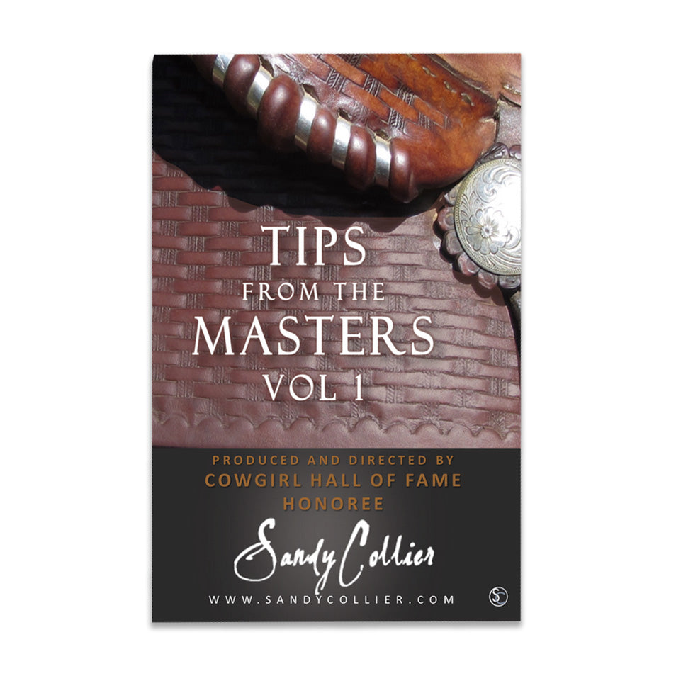 Sany Collier: Tips from The Masters, Vol 1. DVD set