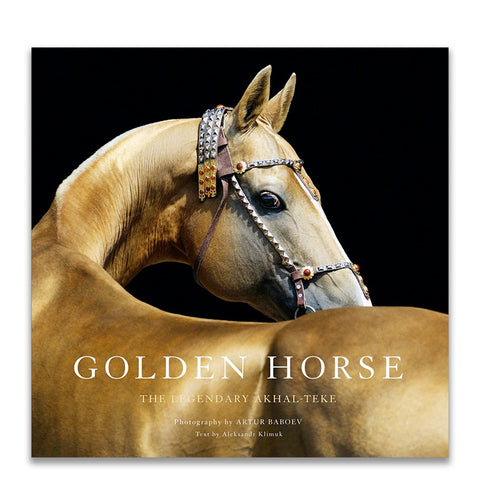 Golden Horse, The Legendary Akhal-Teke