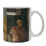 Tough By Nature exhibit mug