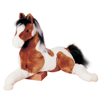 Natches, 27 inch plush horse