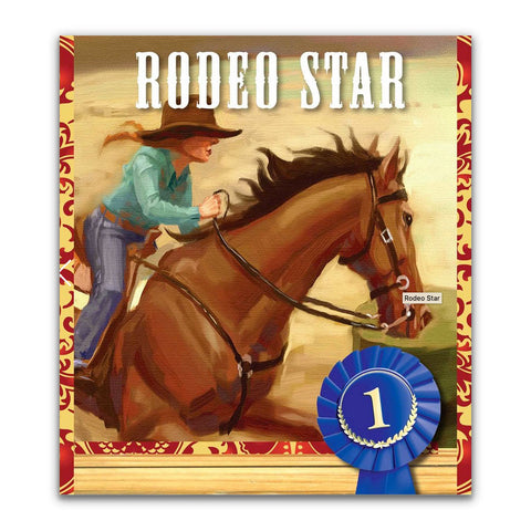 Rodeo Star, book set