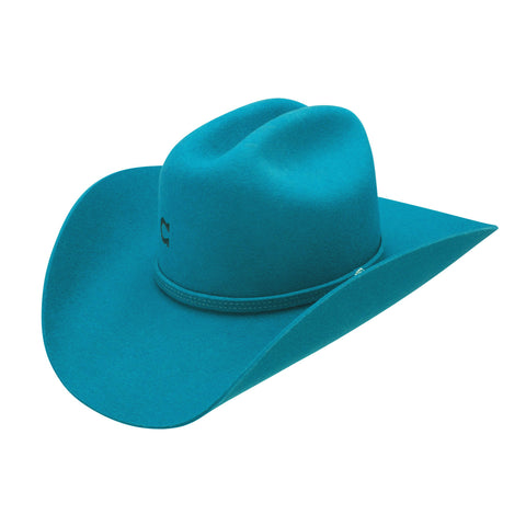 Dime Store Cowgirl, 4X Turquoise