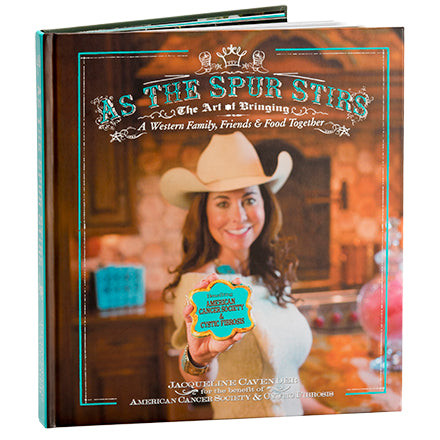 As The Spur Stirs by Jacqueline Cavender
