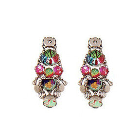 Printemps Earrings, post
