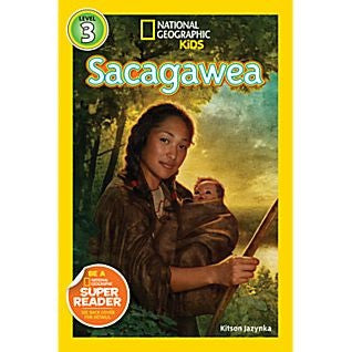 Sacagawea, National Geographic Kids