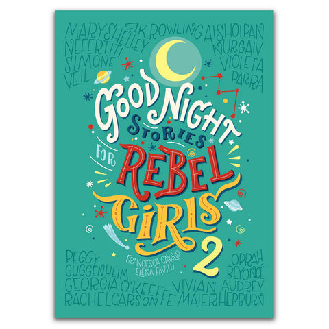 Good Night Stories for Rebel Girls, Vol 2