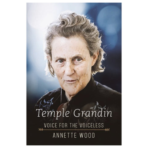 Temple Grandin: Voice for the Voiceless, signed