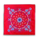 Cowgirl Museum Bandana Red