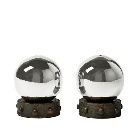 La Sal Salt & Pepper Shakers