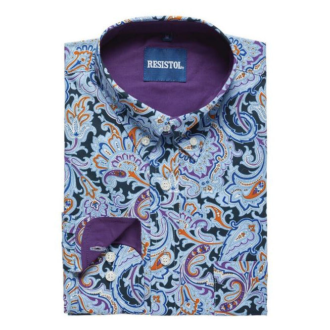 Holstein Paisley Kids Shirt