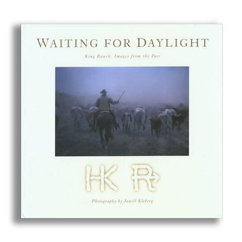 Waiting For Daylight by Janell Kleberg, signed