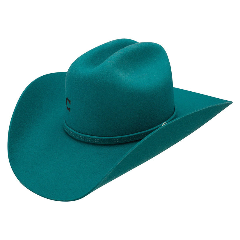 Dime Store Cowgirl, 4X teal
