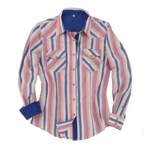 Athens Ladies Shirt, Sherry Cervi