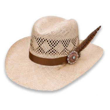Stud Finder Straw Hat
